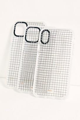Casetify Wavy Grid Phone Case