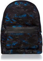 Michael Kors Kent Nylon Printed Camo Backpack