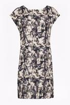Great Plains Abstract Print Dress