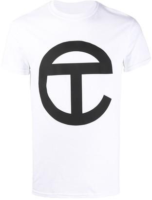 Telfar logo printed T-shirt