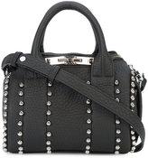 Alexander Wang mini Rockie ball stud bag - women - Leather - One Size