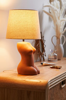 Urban Outfitters Female Form Table Lamp