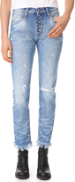 PRPS El Camino Tapered Boyfriend Jeans