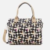 Orla Kiely Women's Zip Messenger Bag - Multi