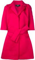 Paule Ka short sleeve coat - women - Polyester - 42