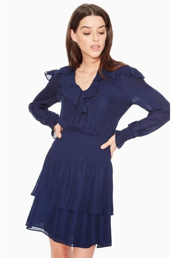 Parker Maisy Ruffled Dress