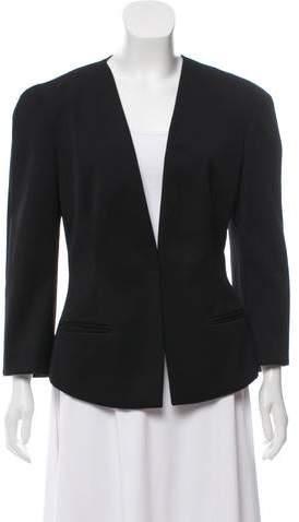 Narciso Rodriguez Collarless Jacket