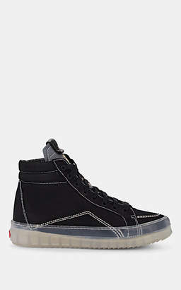 Rhude Men's Tech-Knit Sneakers - Black