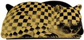 Fornasetti High Fidelity Magazine Rack - Black / Gold