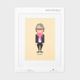 Paul Smith Print By Le Duo For Image Republic