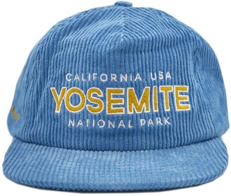 Parks Project Yosemite Embroidered Corduroy Baseball Cap