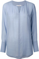 Dondup Avigail long sleeve shirt - women - Viscose - 38