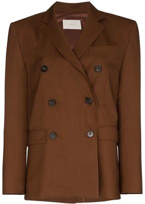 LVIR Double-Breasted Blazer Jacket