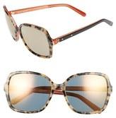 Bobbi Brown 'The Alice' 57mm Sunglasses