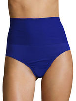 Trina Turk High-Waisted Bikini Bottom