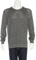 Dolce & Gabbana Metallic Lurex Sweater