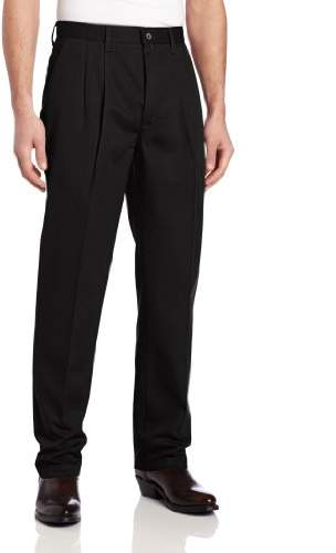 Wrangler Men's Riata Pleated Front Casual Pant