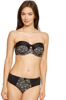 Charnos Superfit Smooth Lace Strapless Bra