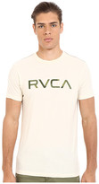 RVCA Blocked Vintage Dye Tee