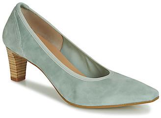 Perlato MORTY women's Heels in Green