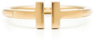 Tiffany & Co. T wire ring in 18k gold