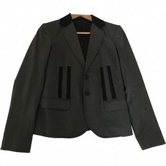 Jean Paul Gaultier Grey Polyester Jackets