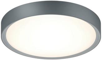 Arnsberg Clarimo LED Bathroom Ceiling Light, Light Gray