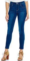 Levi's High-Rise Stretch Denim Skinny Jeans