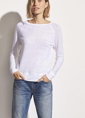 Vince Long Sleeve Raglan Pullover