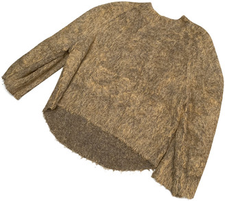 By Malene Birger Brown Polyester Knitwear