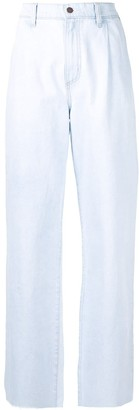 Nobody Denim Camille wide-leg jeans