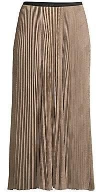 Polo Ralph Lauren Women's Glen Check Pleated Skirt
