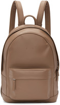 Pb 0110 Taupe Mini Ca 7 Backpack