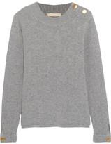 Vanessa Bruno Wool And Cashmere-blend Sweater - medium