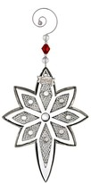Waterford Annual Snow Star Ornament