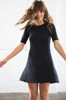 Joah Brown - Oxford Dress In Black