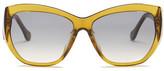 Balenciaga Women&s Cat Eye Sunglasses
