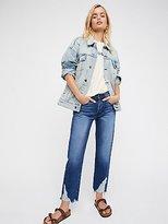 3x1 Higher Ground Boyfriend Crop Jeans by at Free People