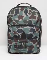 adidas Classic Backpack In Camo
