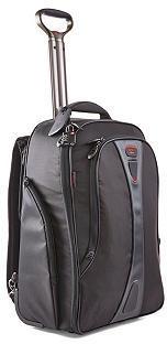 "Tumi 20"" Wheeled Convertible Backpack, Black"
