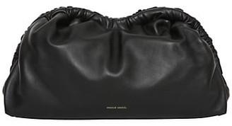 Mansur Gavriel Cloud Leather Clutch
