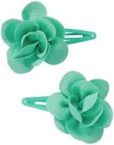 Crazy 8 Blossom Barrettes 2-Pack