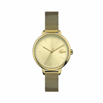 Lacoste Women's Cannes Quartz Watch with Stainless Steel Strap