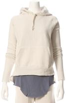 TEE LAB By FRANK & EILEEN Pullover Hoodie Sweatshirt