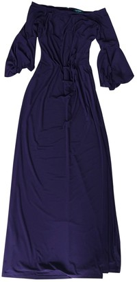 Lauren Ralph Lauren Purple Dress for Women