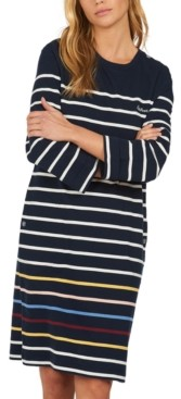Barbour Striped Cotton Dress