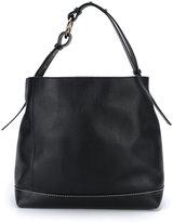 Marni Halo Pod tote - women - Calf Leather/Brass - One Size