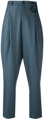 Ne.Sense High-Waisted Tapered Trousers