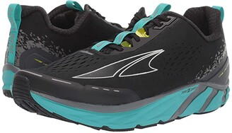Altra Footwear Torin 4 (Black/Teal) Women's Running Shoes