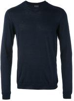 Pal Zileri crew neck sweater - men - Silk - 48